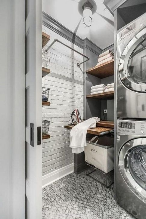 Fancy Laundry Room Layout Ideas For The Perfect Home 26