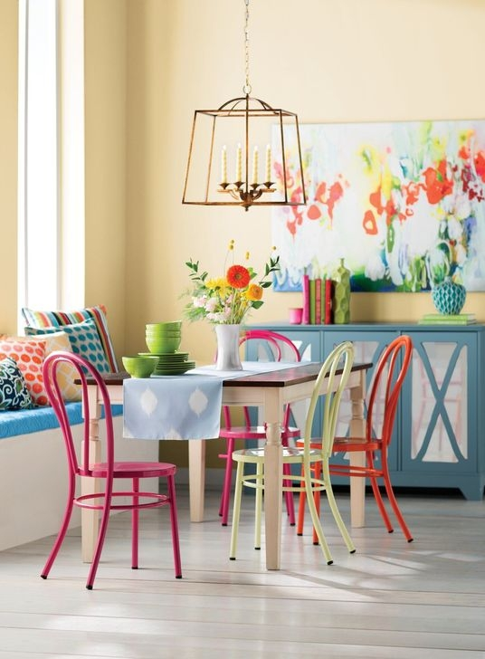 Luxury Colorful Apartment Décor And Remodel Ideas For Summer 32