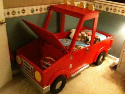 Astonishing Car Bed Designs Ideas That Every Kids Must See 15