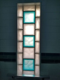 Favored Glass Block Windows Ideas To Enhance Your Home Decor 31