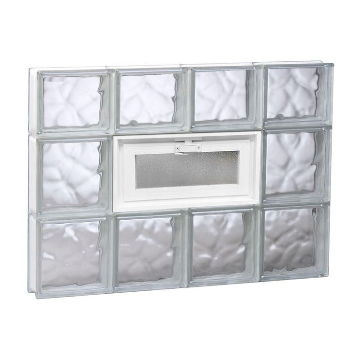 Favored Glass Block Windows Ideas To Enhance Your Home Decor 35