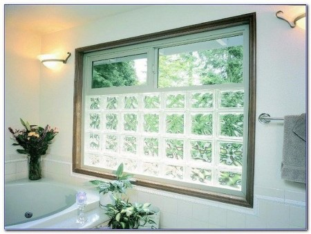 Favored Glass Block Windows Ideas To Enhance Your Home Decor 39