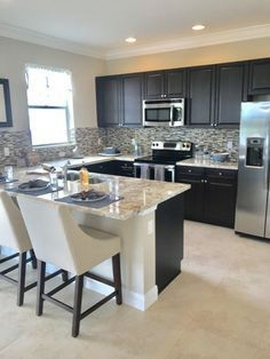 Casual Kitchen Design Ideas For The Heart Of Your Home 03