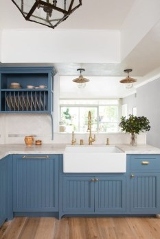 Classy Farmhouse Kitchen Cabinets Design Ideas To Copy 16