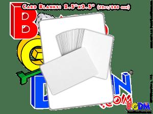 Blank Card Decks
