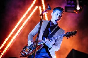 Arctic Monkeys naar Rock Werchter