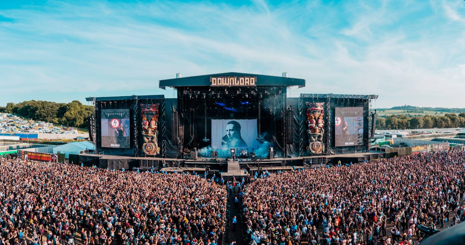 Download Festival UK 2019