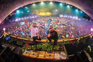 Dimitri Vegas & Like Mike: namen voor Tomorrowland 2018