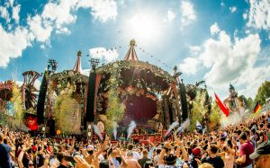 Eerste namen Tomorrowland 2018