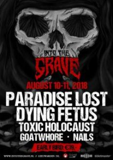 Into The Grave 2018