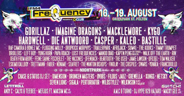 FM4 Fequency Festival 2018