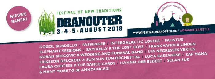 Festival Dranouter 2018