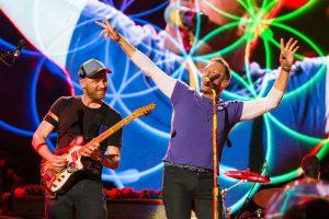Coldplay komt naar België met CO2-neutrale tour
