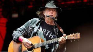 Neil Young naar België in zomer 2019