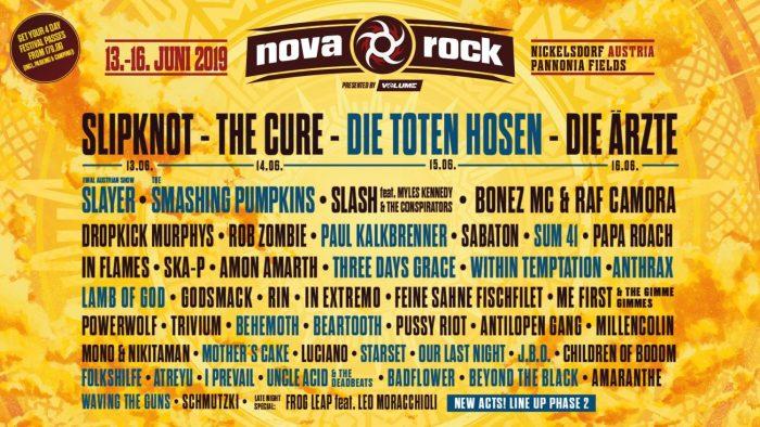 Nova Rock 2019