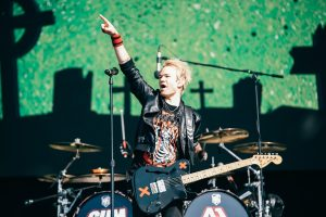 Sum 41 naar Jera On Air