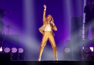 Celine Dion op British Summer Time Festival 2019