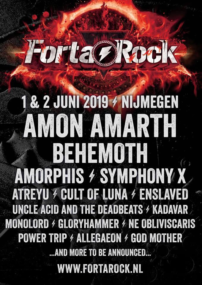 FortaRock 2019 Behemoth