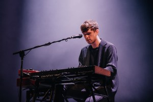 James Blake naar Lowlands 2019