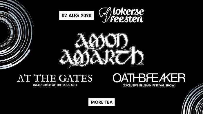 Amon Amarth en meer voor Lokerse Metalday