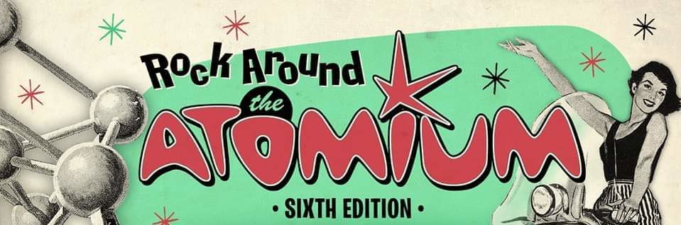 Rock Around The Atomium