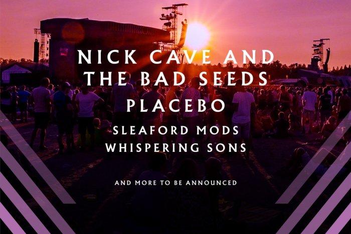 Nick Cave & The Bad Seeds en meer voor TW Classic 2022