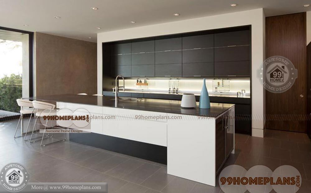 Kitchen Design For Small Space 75 Modular Indian Kitchen Collections