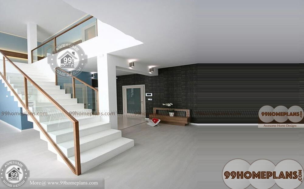 Stairs Design For Duplex House New Indian Home Staircase Collection | Duplex House Steps Design | Simple | Living Room | Outside | Building | Circular