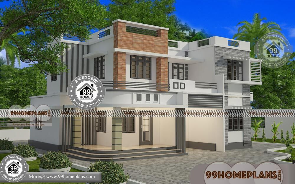 Small Luxury Home Plans With Photos 2 Floor Simple