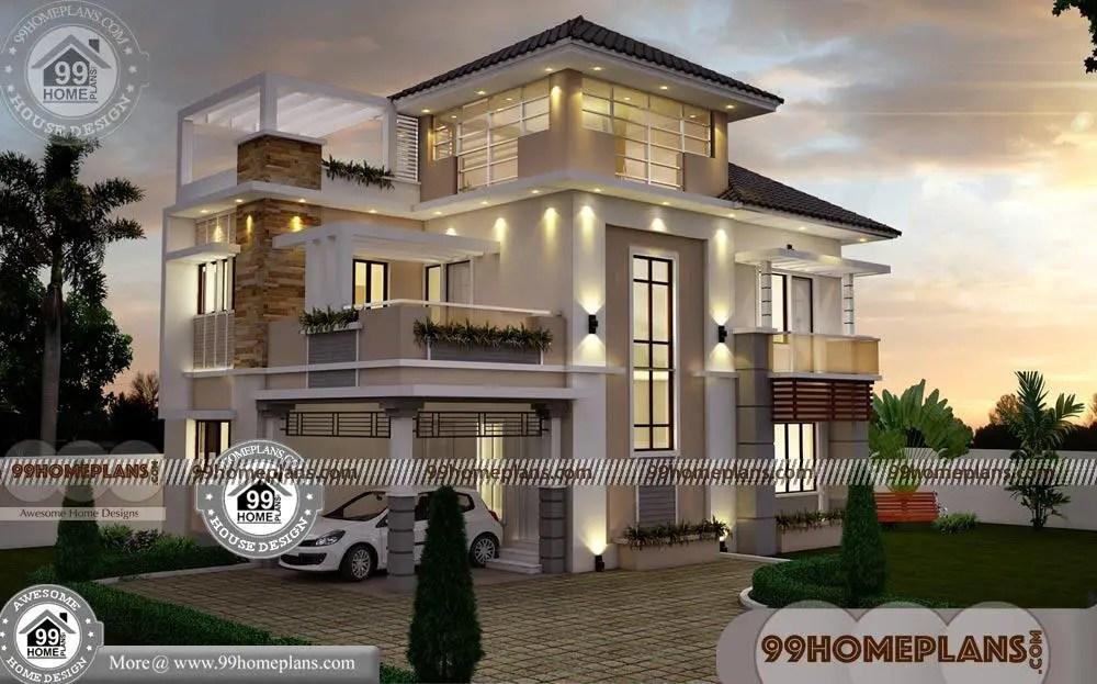 Kerala New House Model 75 Indian House Designs Three