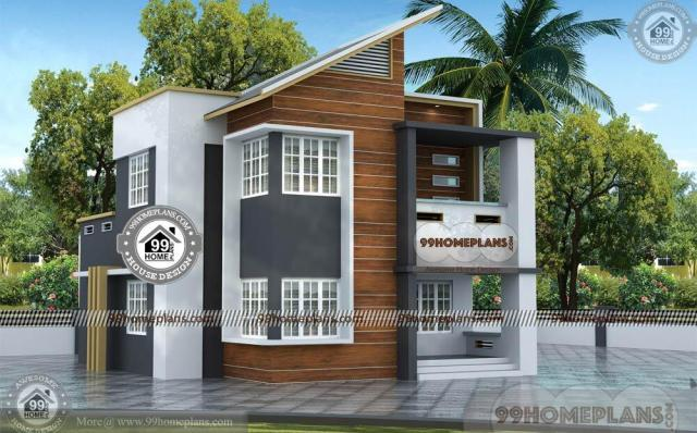 40x60 House Plans | Low Budget Home Design with Narrow Lot ...
