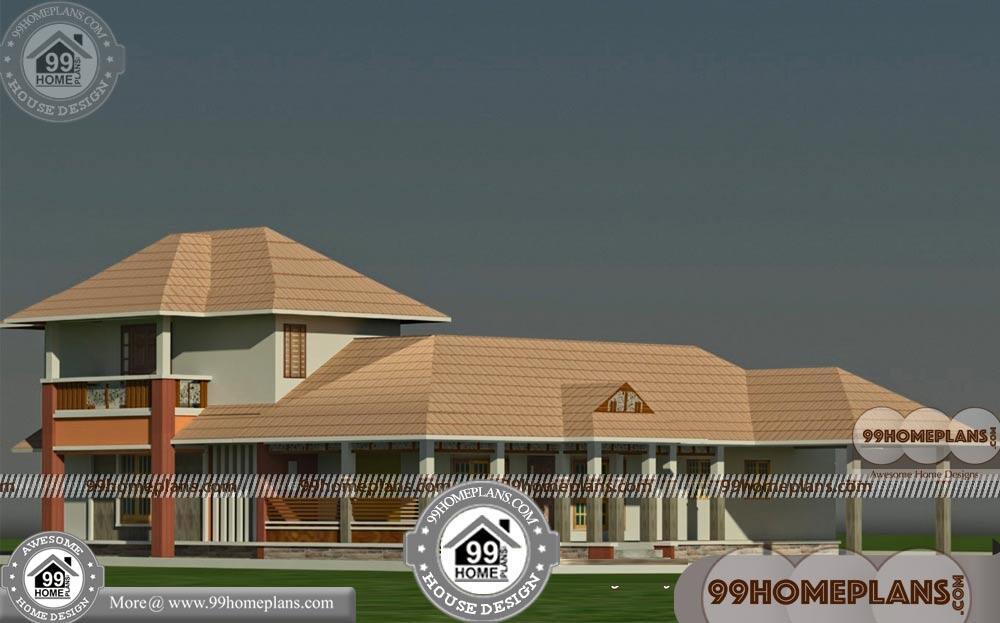 Modern Nalukettu House Plans Best 250 Veedu Plans And