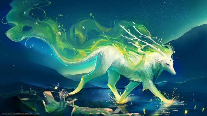 Amazing Digital Art Characters 18