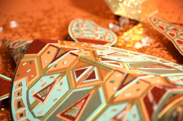 best papercraft art design 19