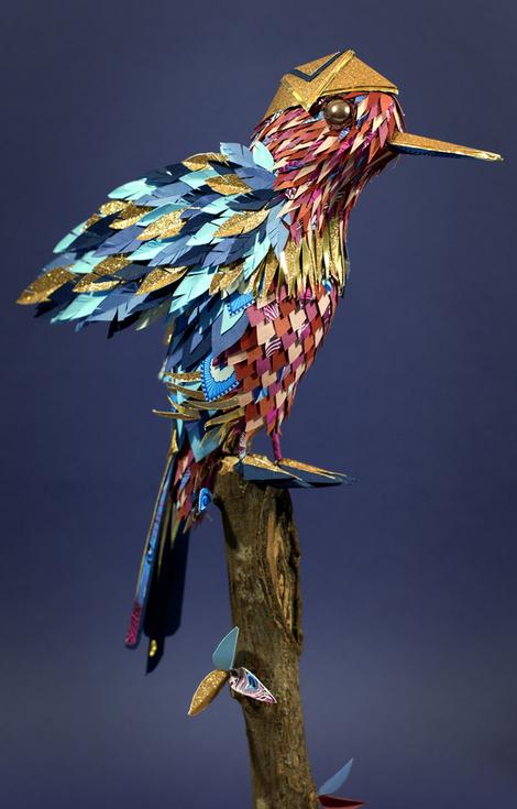 best papercraft art design 8