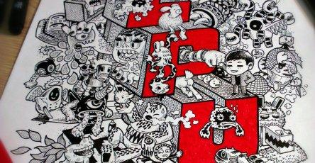 creative doodle art inspirations  2