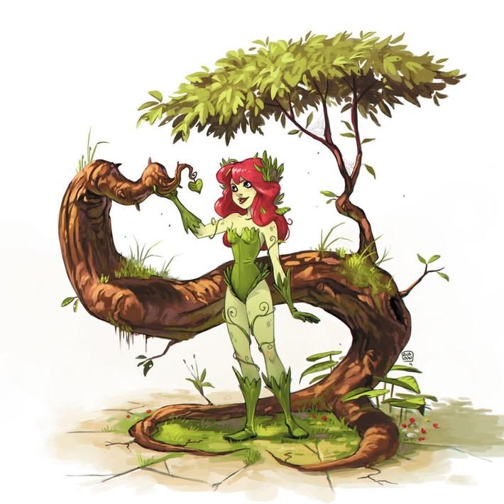 best character design illustration  1