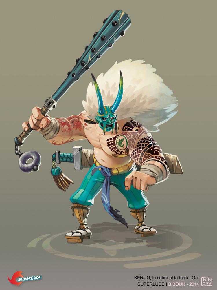 best character design illustration  12