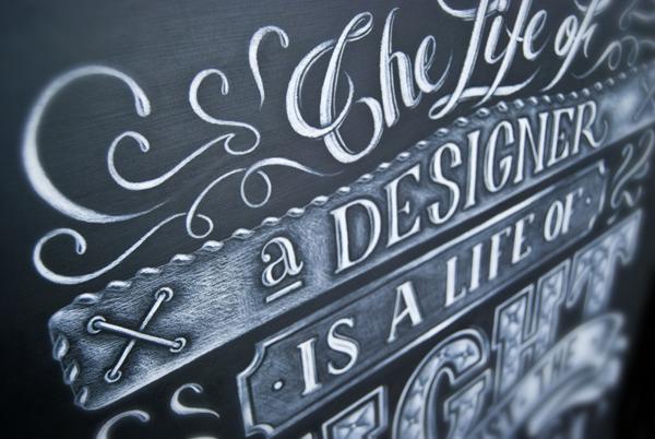 elegant typography design inspirations 4