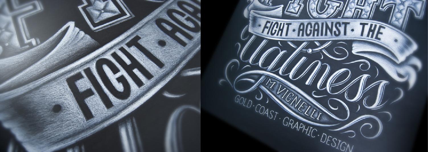 elegant typography design inspirations 7