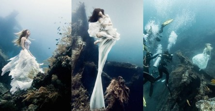 Outstanding Bali Underwater Photography by Von Wong
