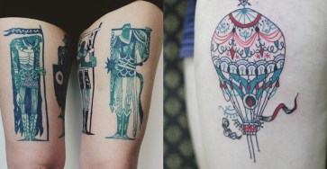 Cool Tattoo Design Ideas by Tarmasz
