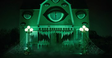 Amazing Decoration House for Halloween