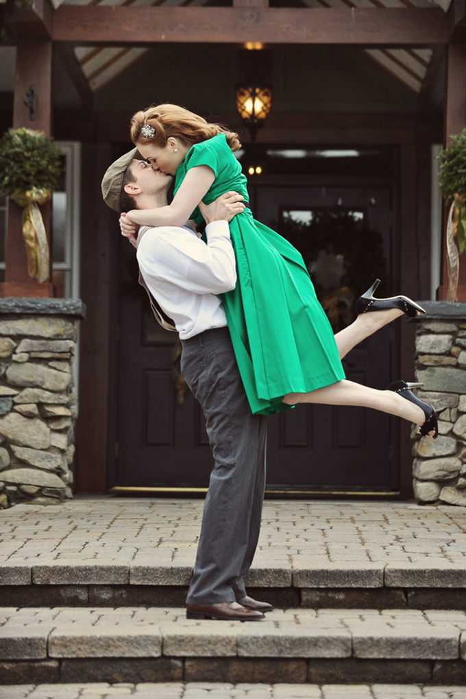 Cute Engagement Photography