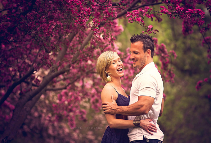 Romantic Engagement Photography Ideas