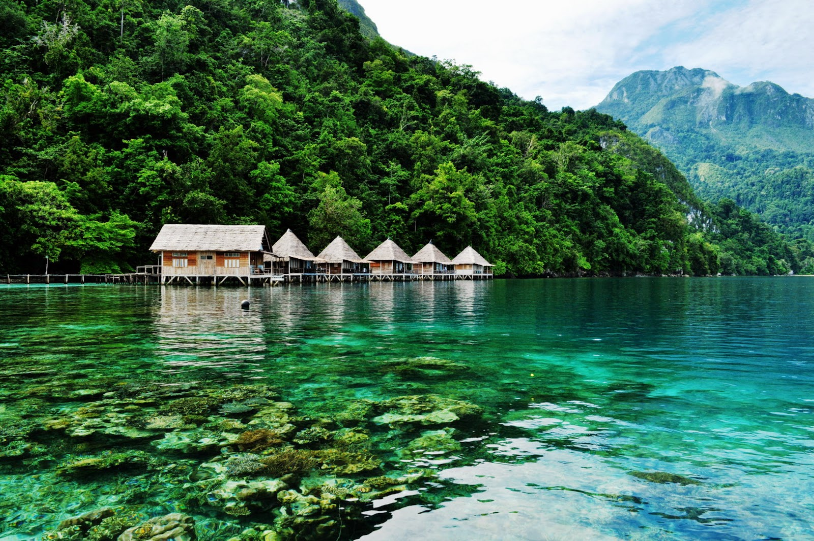 Most Beautiful Places should you know in Indonesia