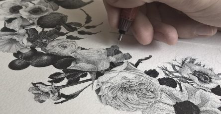Mind Blowing Dot Drawing Pen by Xavier Casalta