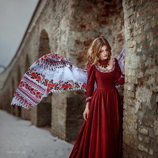 Conceptual Fine Art Photography by Irina Dzhul