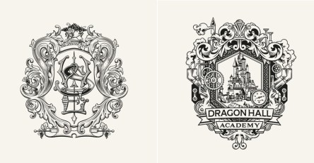 Extraordinary Hand lettered Logotypes and Marks by Tom Lane