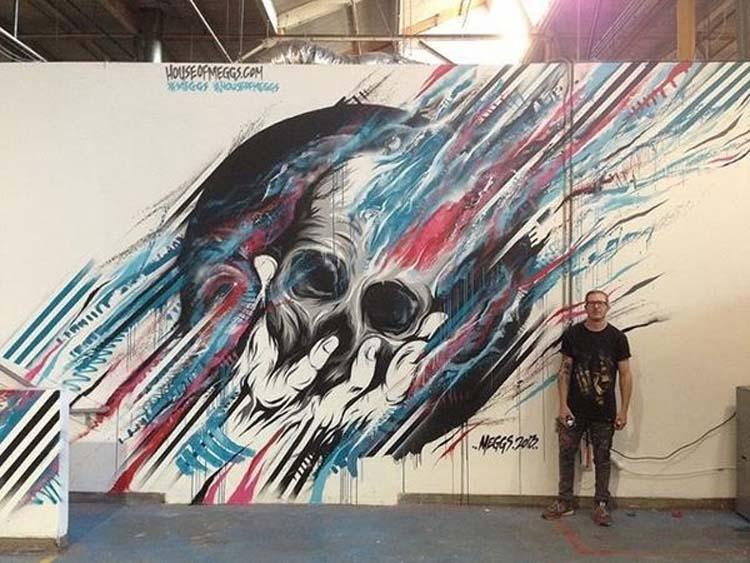 Creative Street Art and Graffiti Designs 02